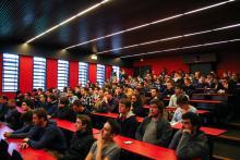 Public nombreux et attentif lors des conférences de la JDA2016